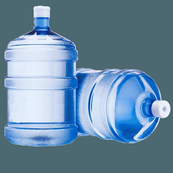 botellón de agua