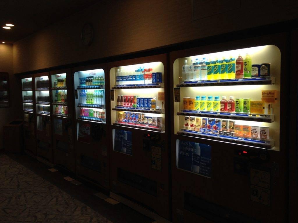 maquinas vending almería